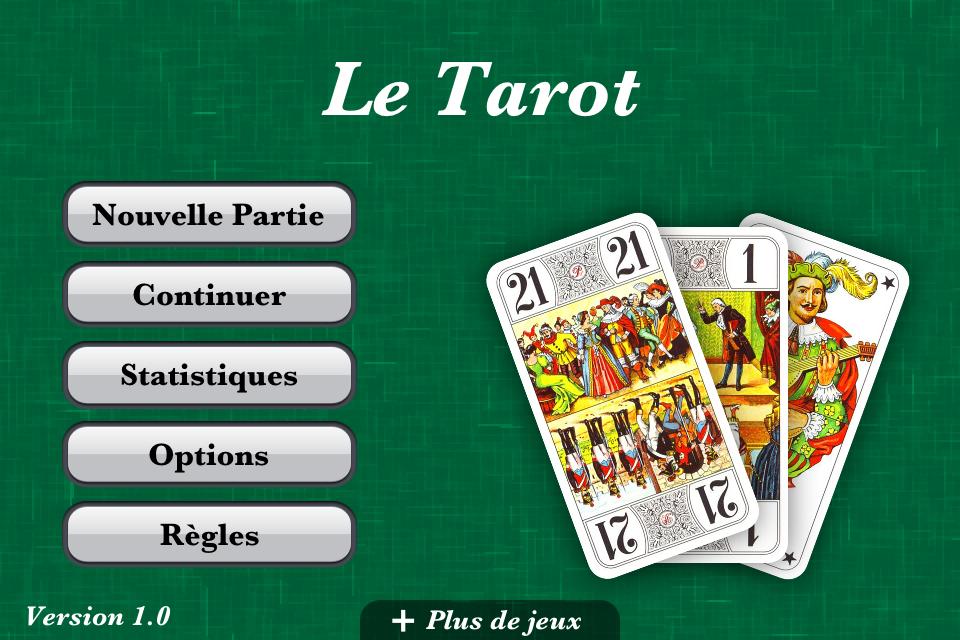 Tarot en ligne  jeu iOS, Android, Facebook - … 6ec56626cc2c