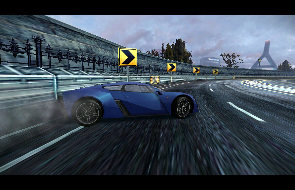 Need for speed most wanted android 18 20 test photos vid o for Nfs most wanted android