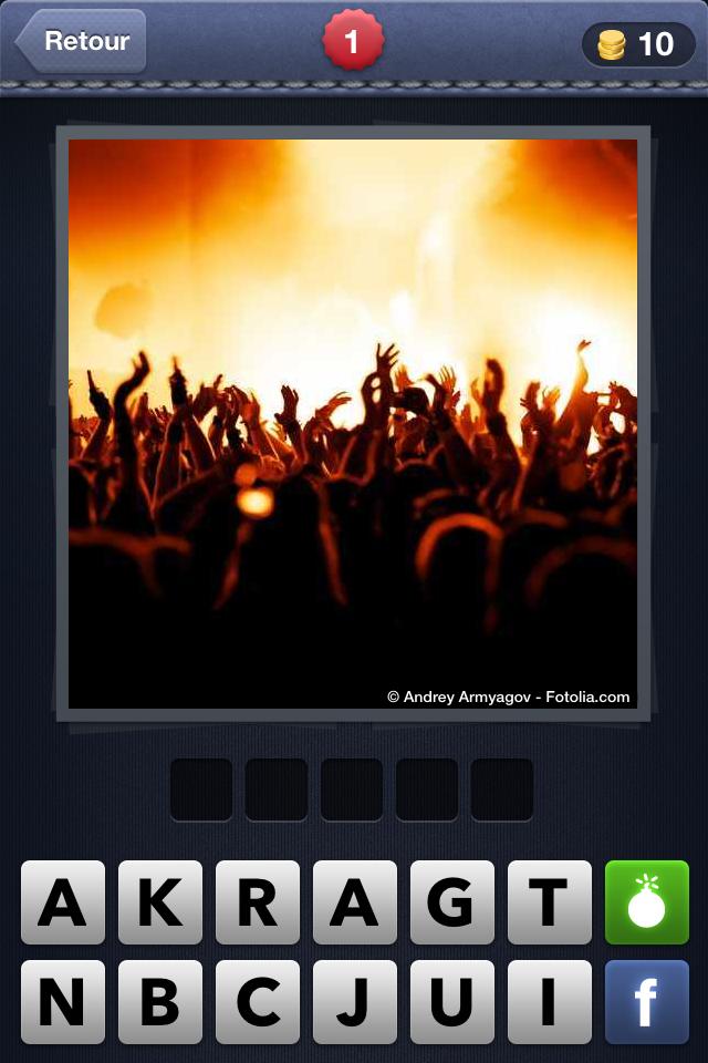 dans quelques jours premier coup d'oeil style le plus récent Solution 4 images 1 mot iPhone Android & iPhone