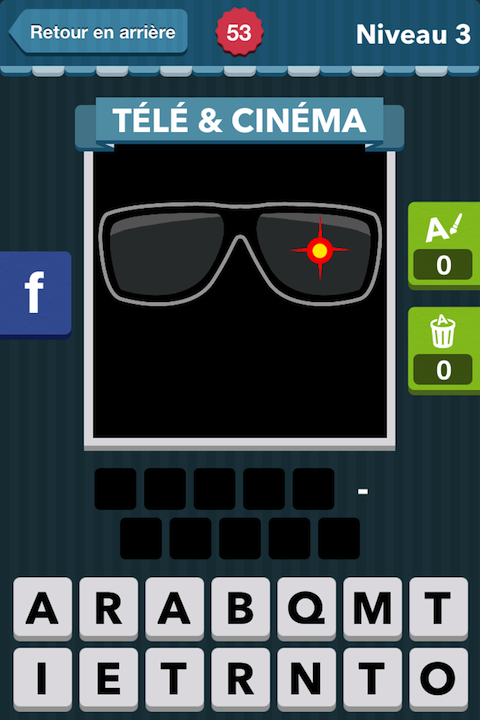 f3066778cbdbc4 Solution Icomania Niveau 3 Android   iPhone