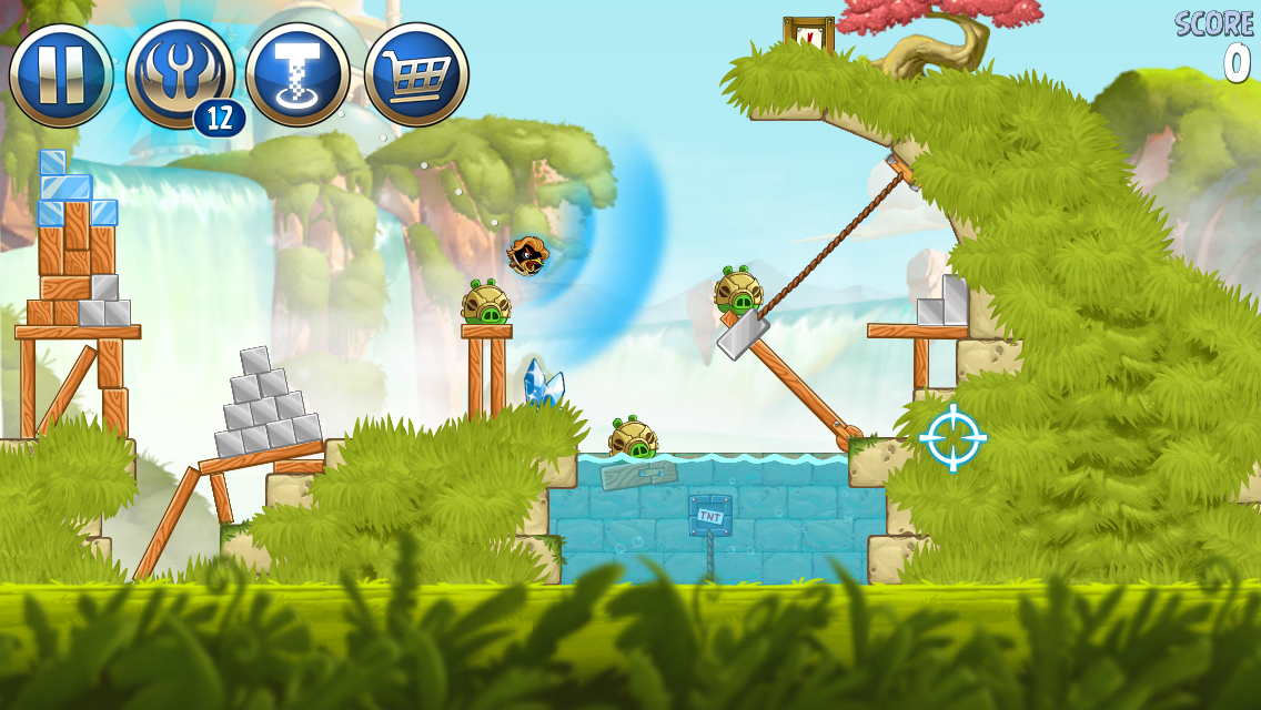 Angry birds star wars 2 iphone 17 20 test photos vid o - Telecharger angry birds star wars ...
