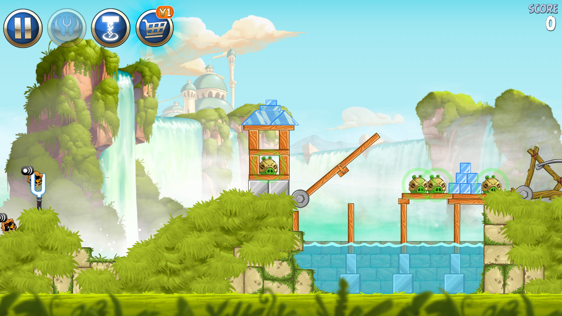 Angry birds star wars 2 android 18 20 test photos vid o - Telecharger angry birds star wars 2 ...