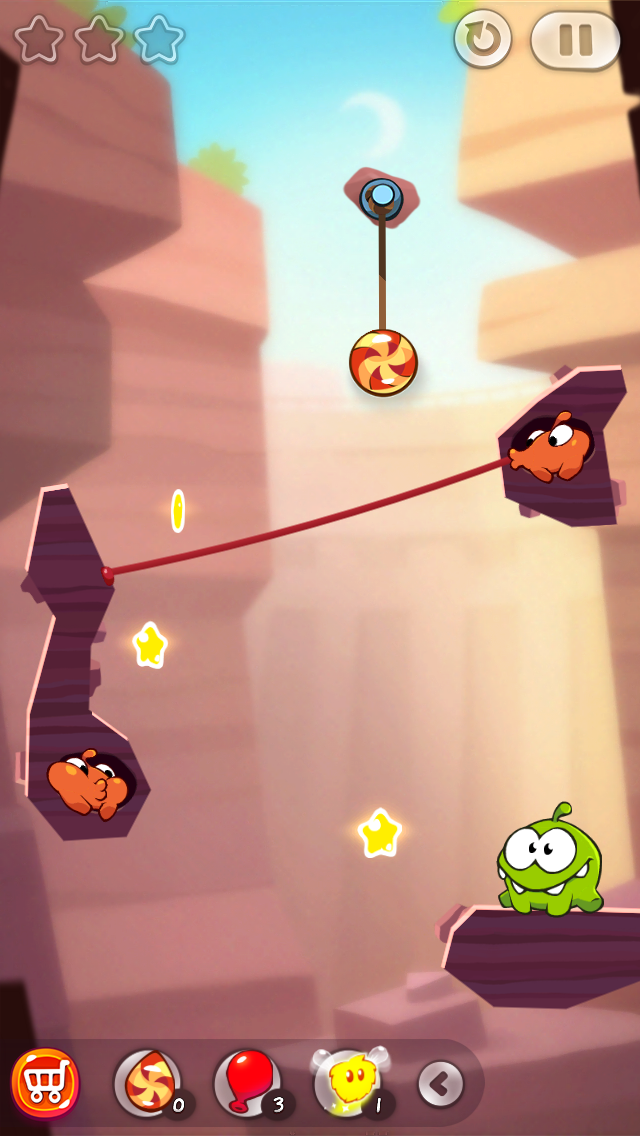 Cut the Rope 2-11