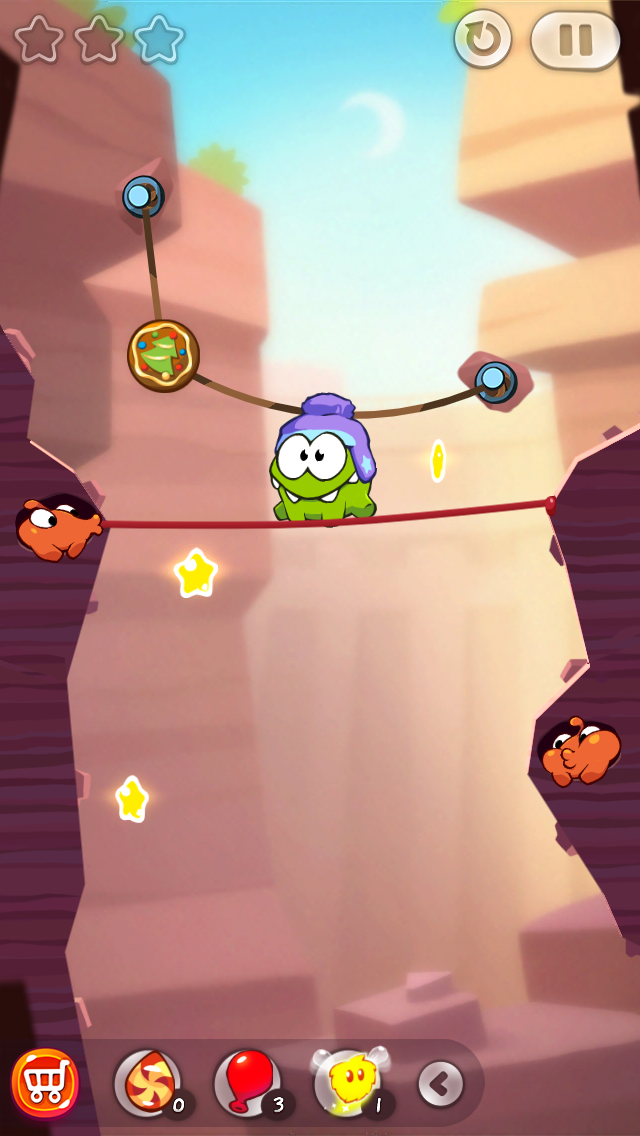 Cut the Rope 2-12