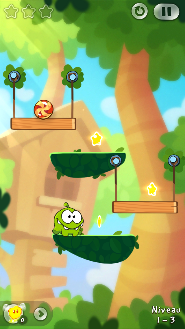 Cut the Rope 2-3