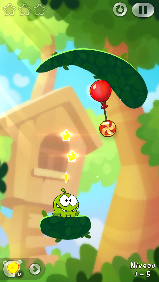 Cut the Rope 2-4