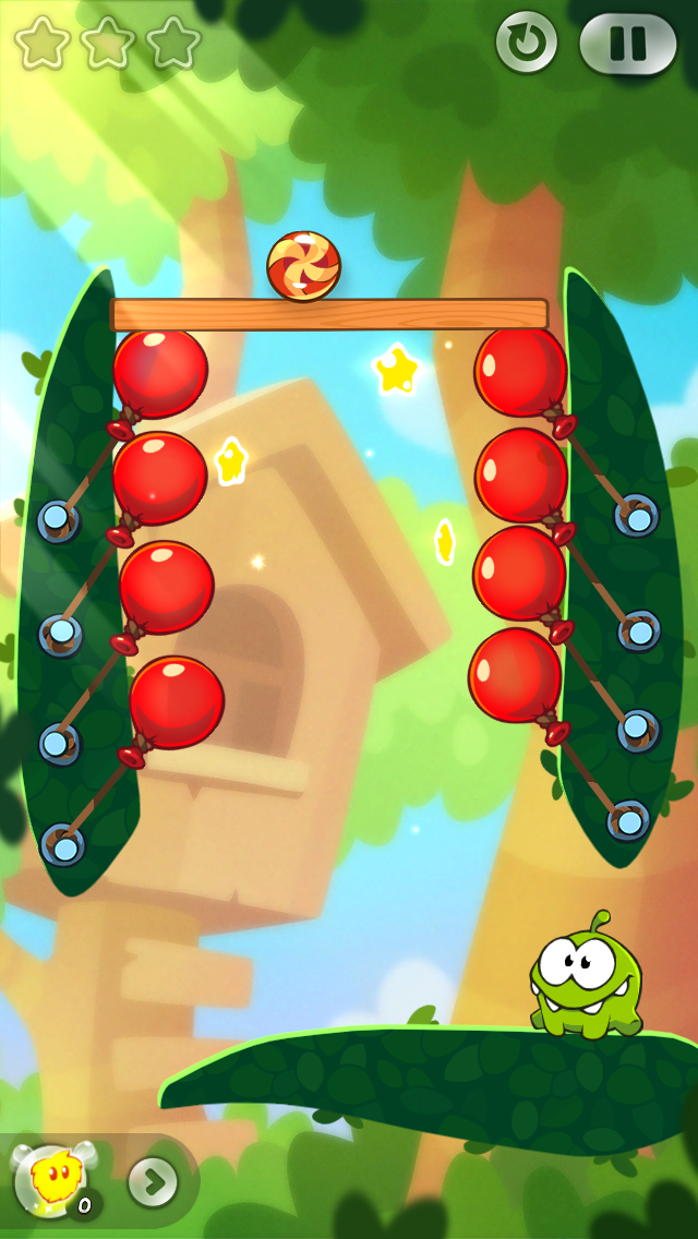 Cut the Rope 2-5