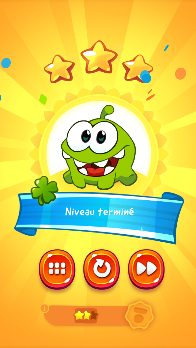 Cut the Rope 2-6