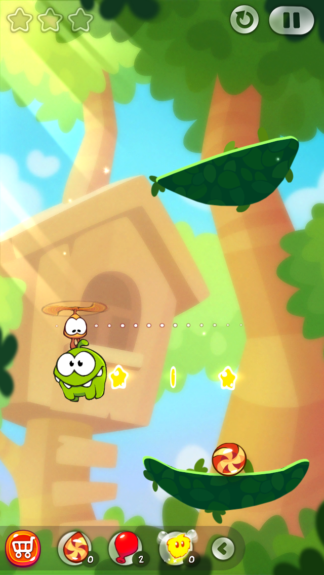 Cut the Rope 2-7