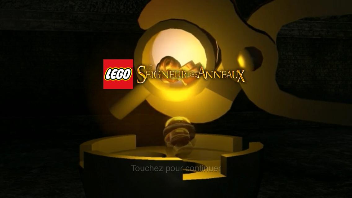 Lego Le Seigneur des Anneaux-1