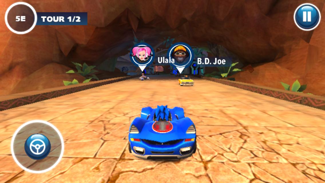 Sonic & All-Stars Racing Transformed-2