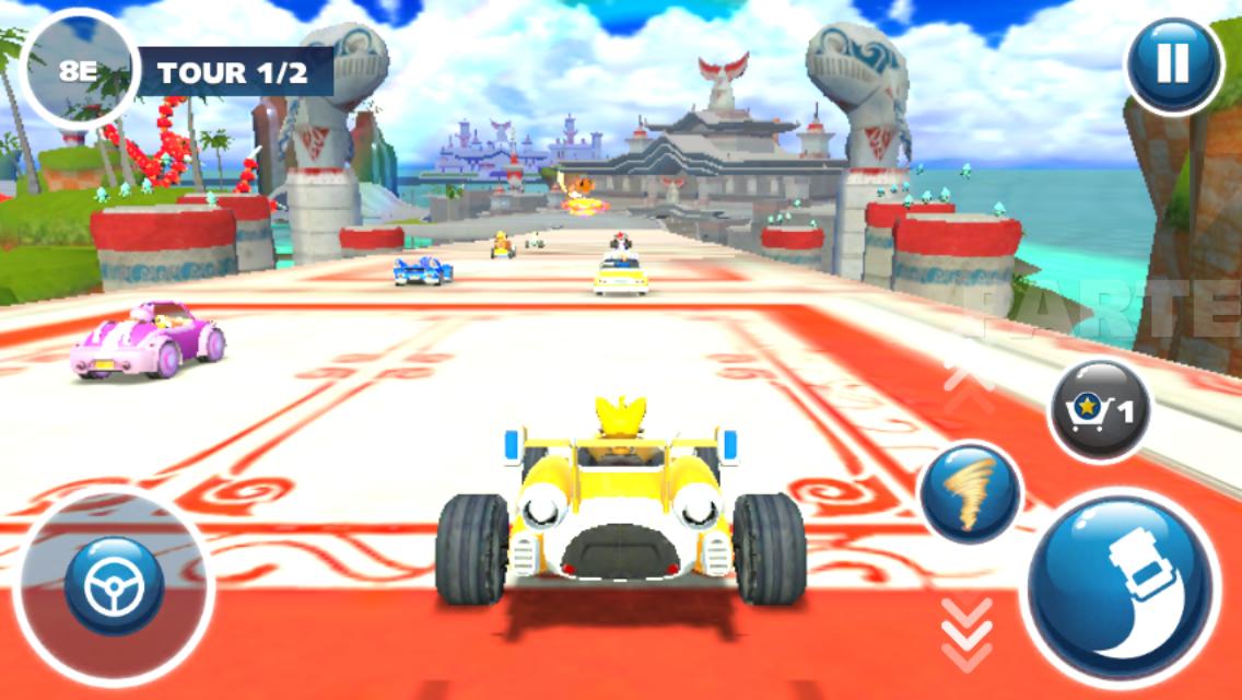 Sonic & All-Stars Racing Transformed-7