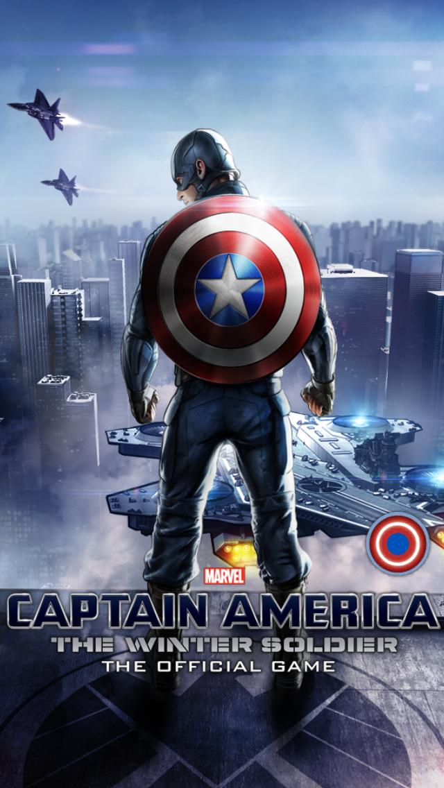 Captain America Le Soldat de l'Hiver-1