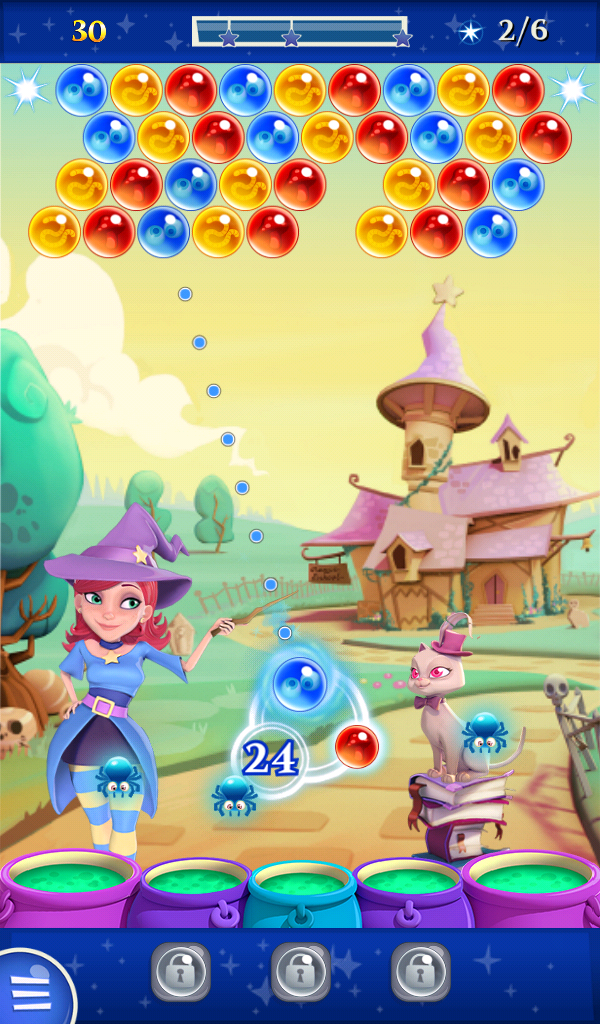 Bubble Witch Saga 2b