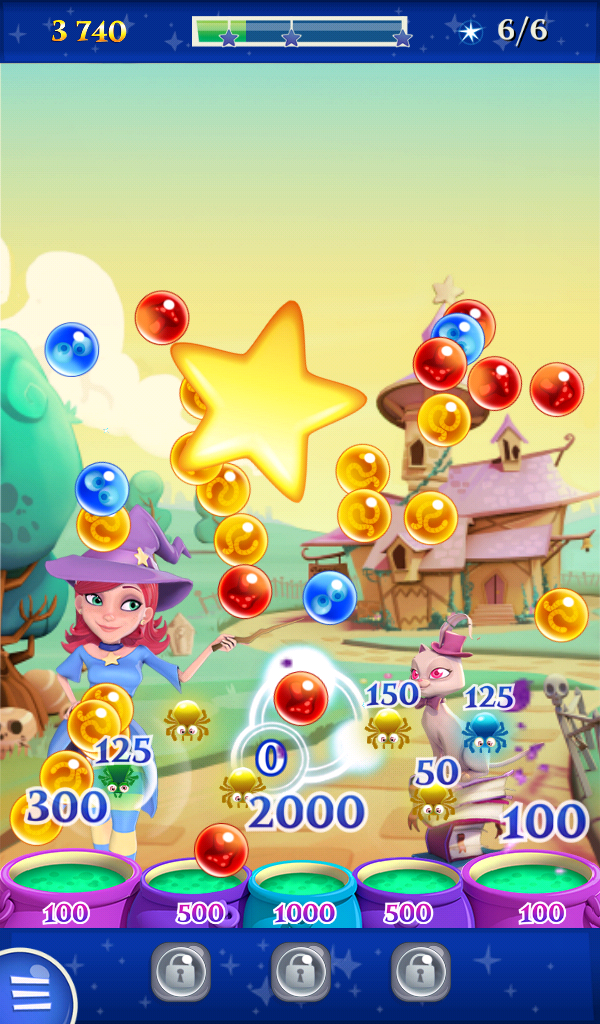 Bubble Witch Saga 2c