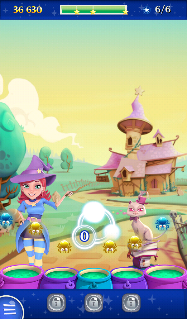 Bubble Witch Saga 2f