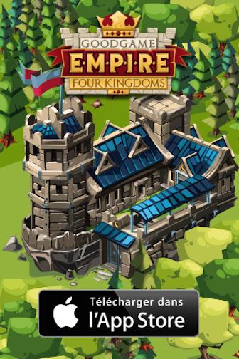 Empire Four Kingdoms iPhone