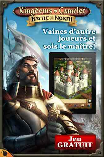 Kingdoms of Camelot iPhone