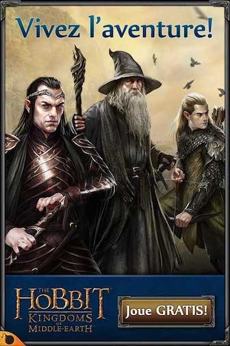 The Hobbit iPhone