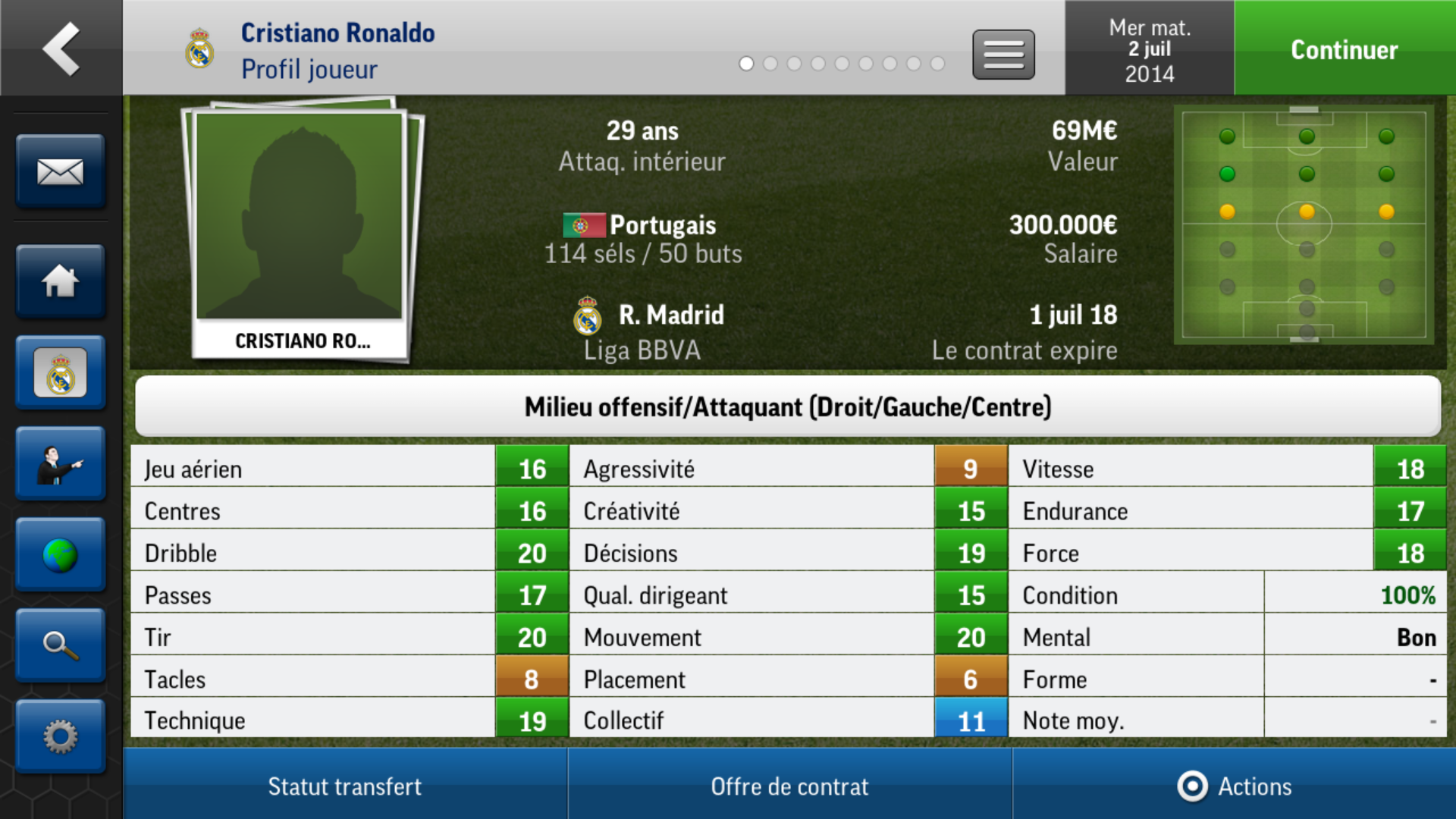 Football Manager Handheld 2015-4