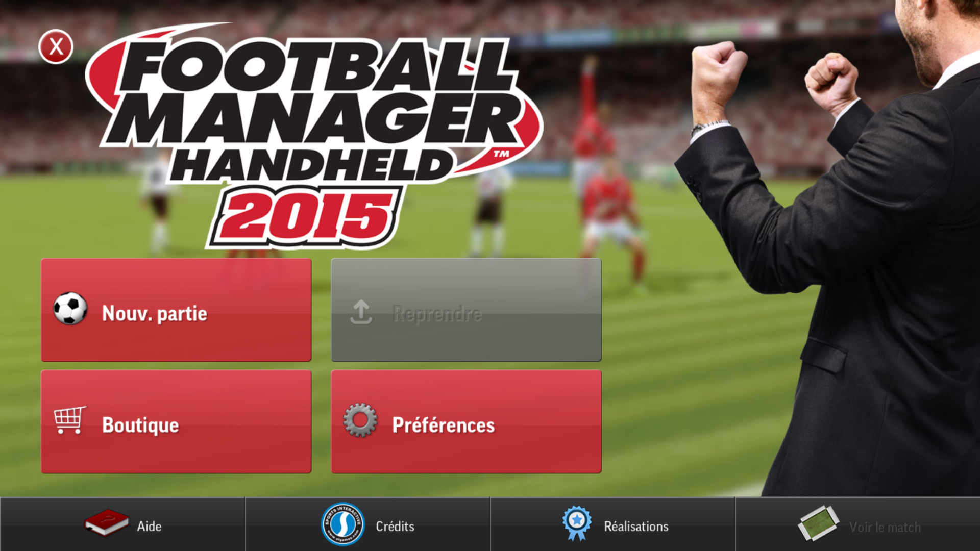 Football Manager Handheld 2015 iPhone-1