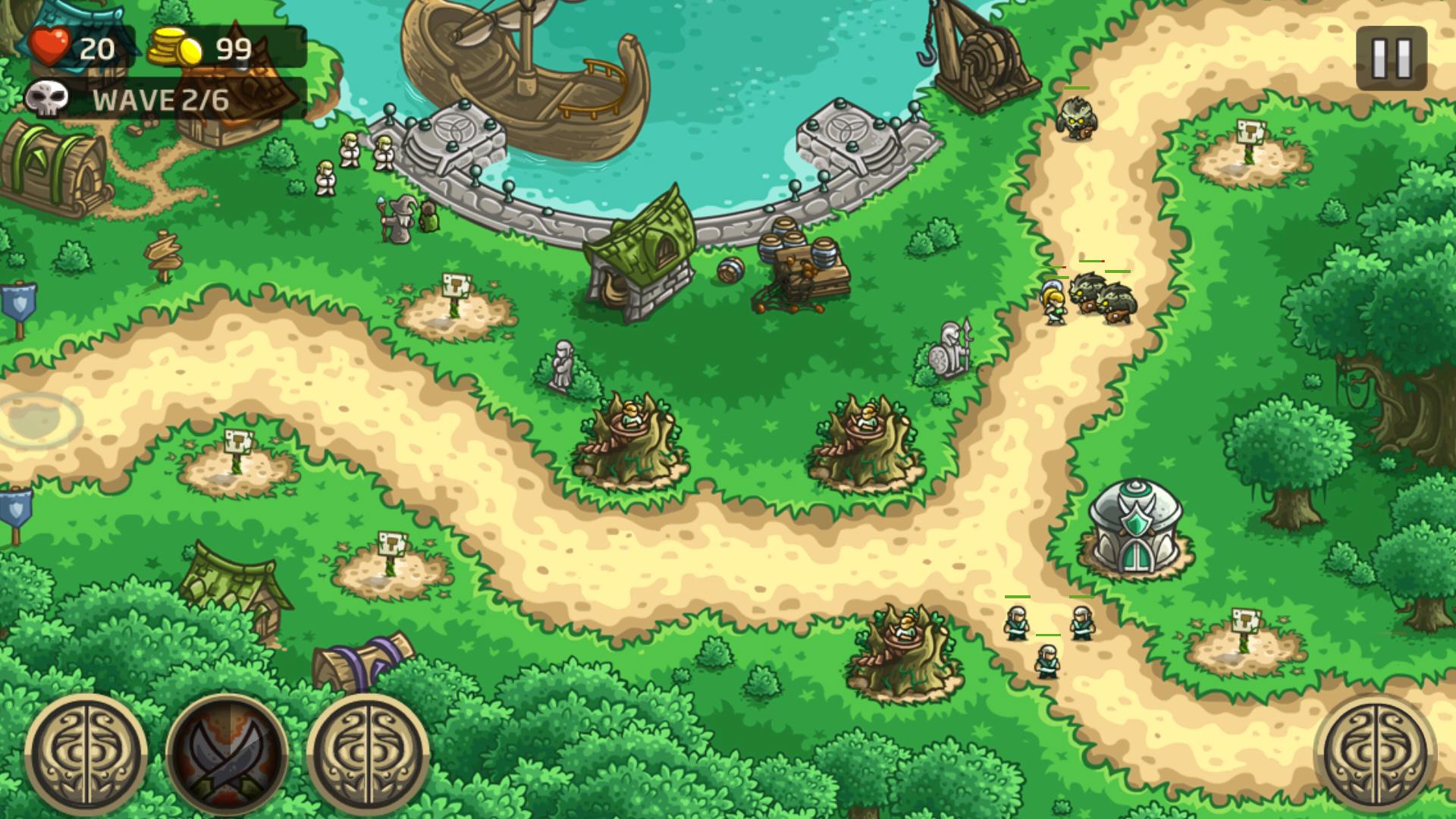 Kingdom Rush Origins iPhone-6
