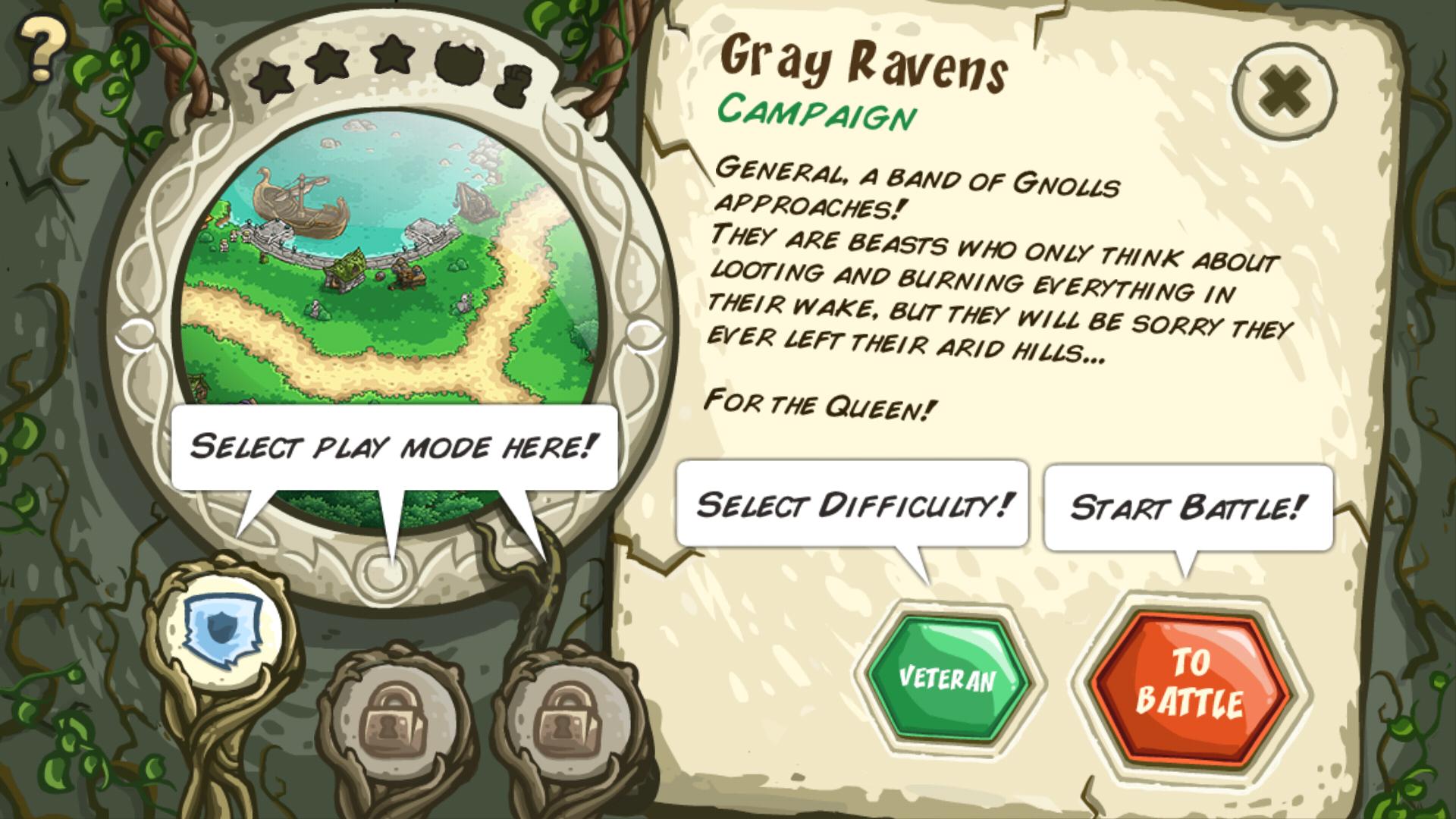 Kingdom Rush Origins iPhone-7