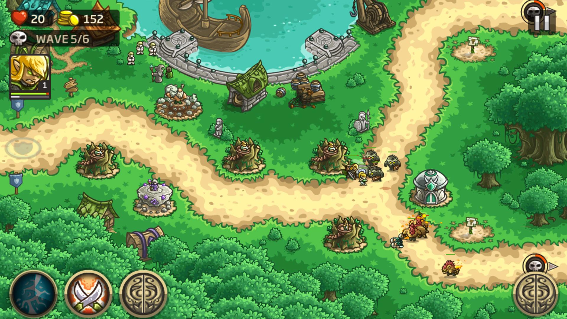 Kingdom Rush Origins iPhone-8