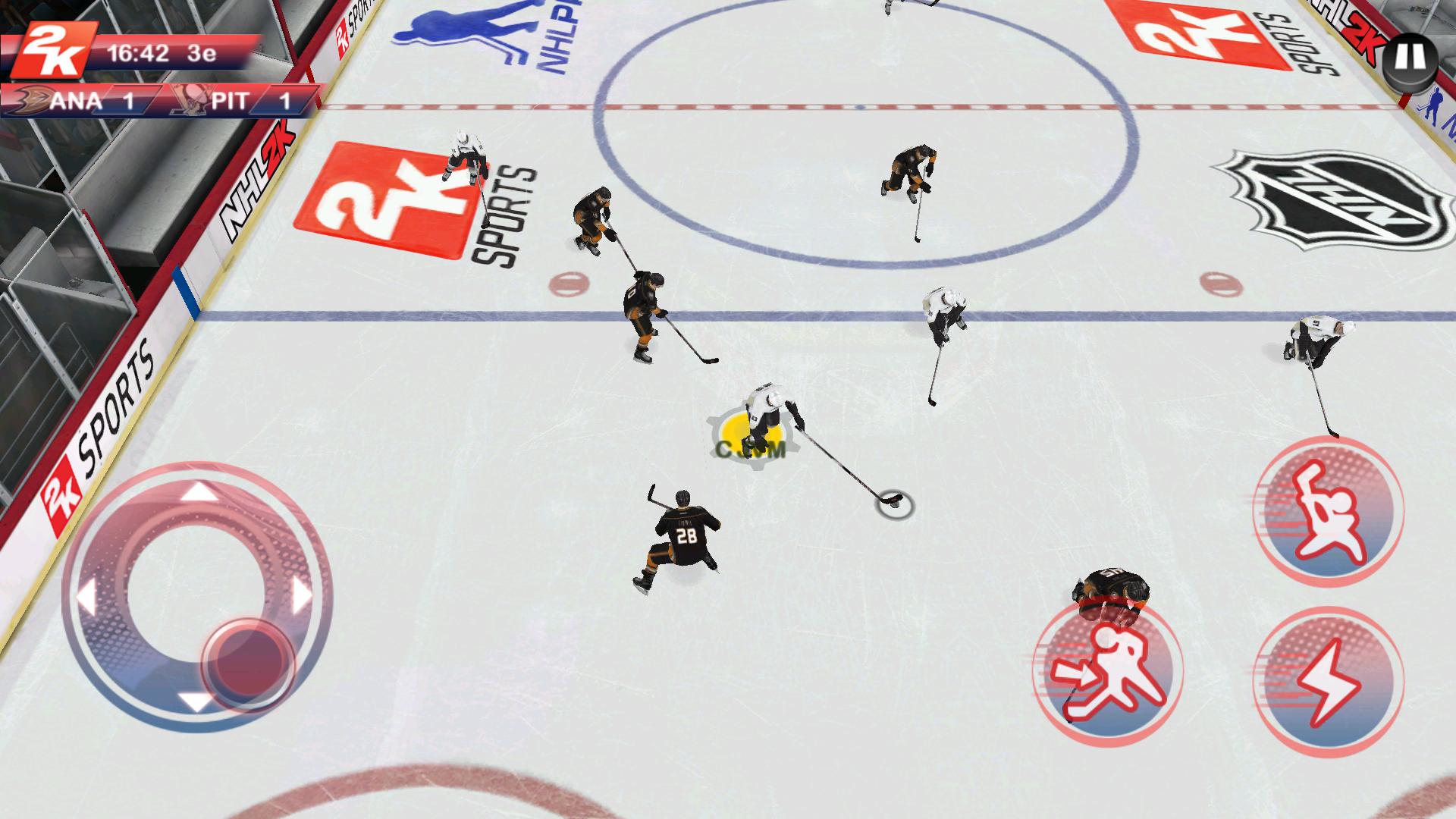 NHL 2K-5