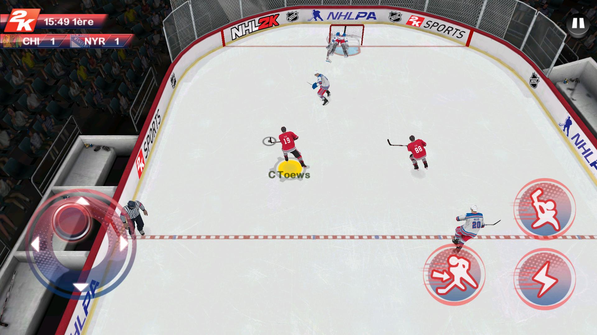 NHL 2K-8