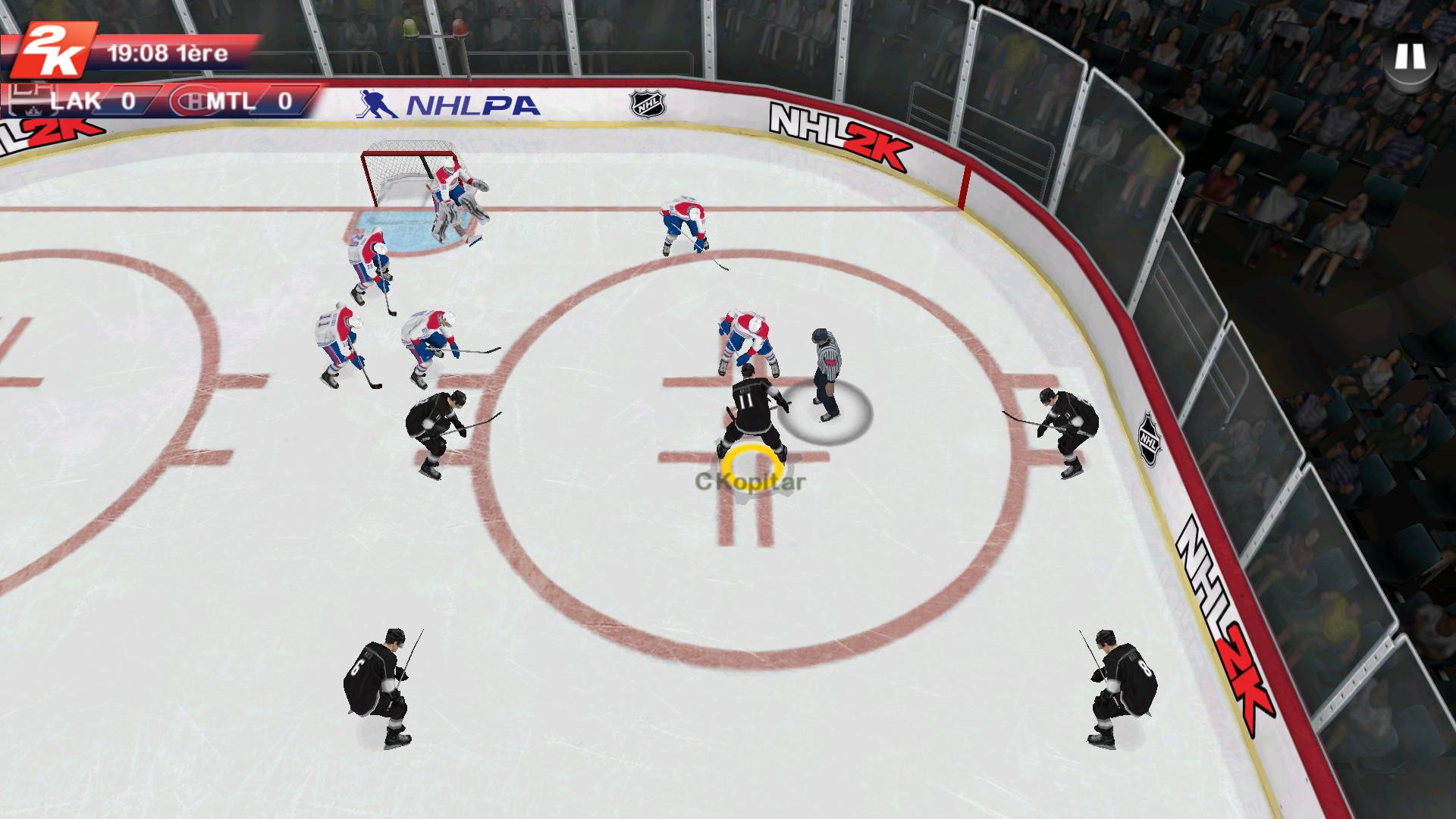 NHL 2K-9