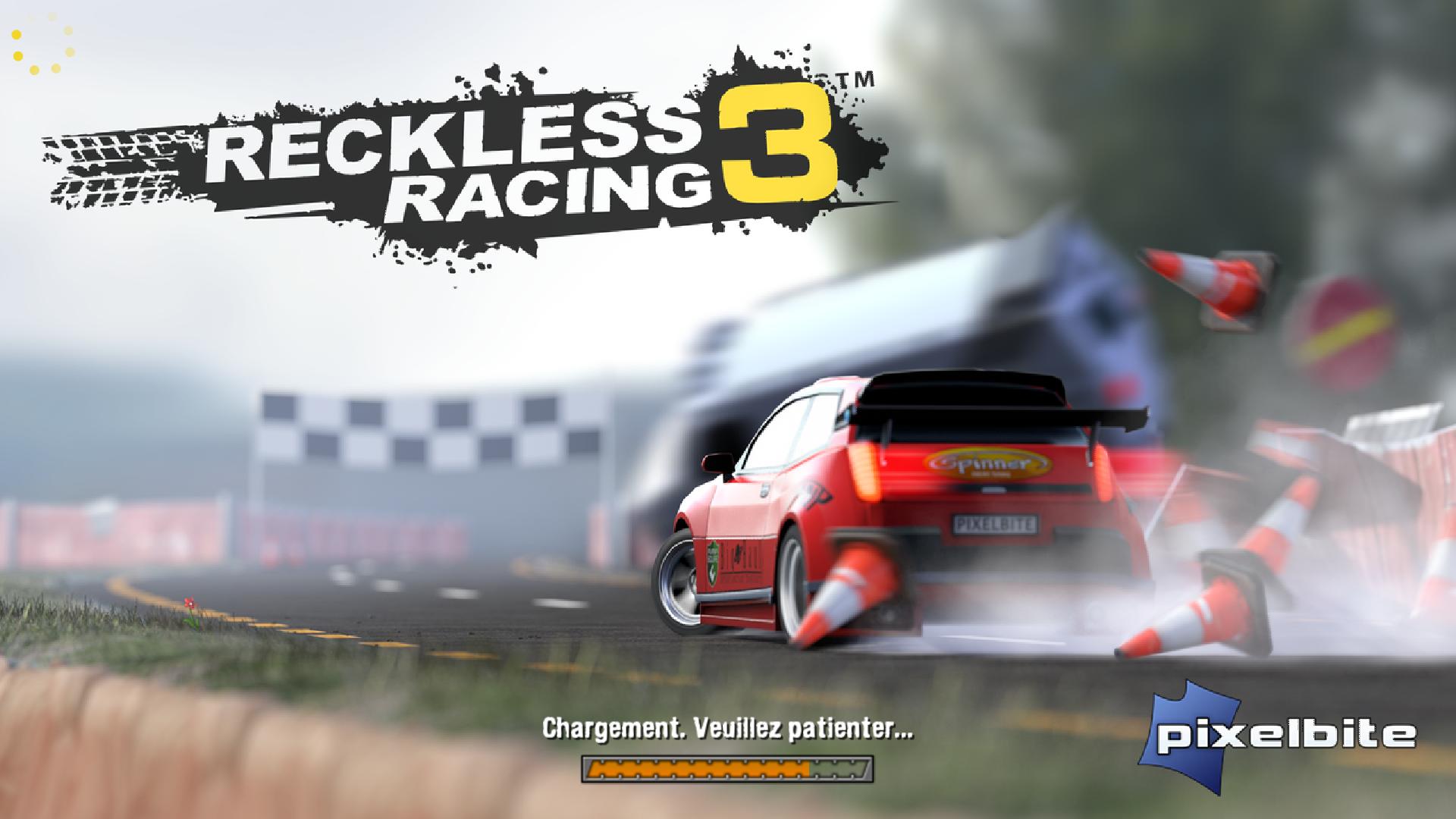 Reckless Racing 3-1
