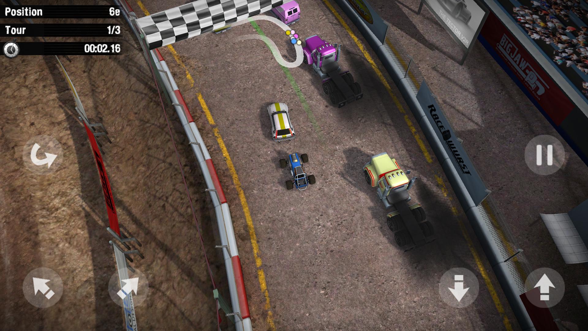 Reckless Racing 3-8