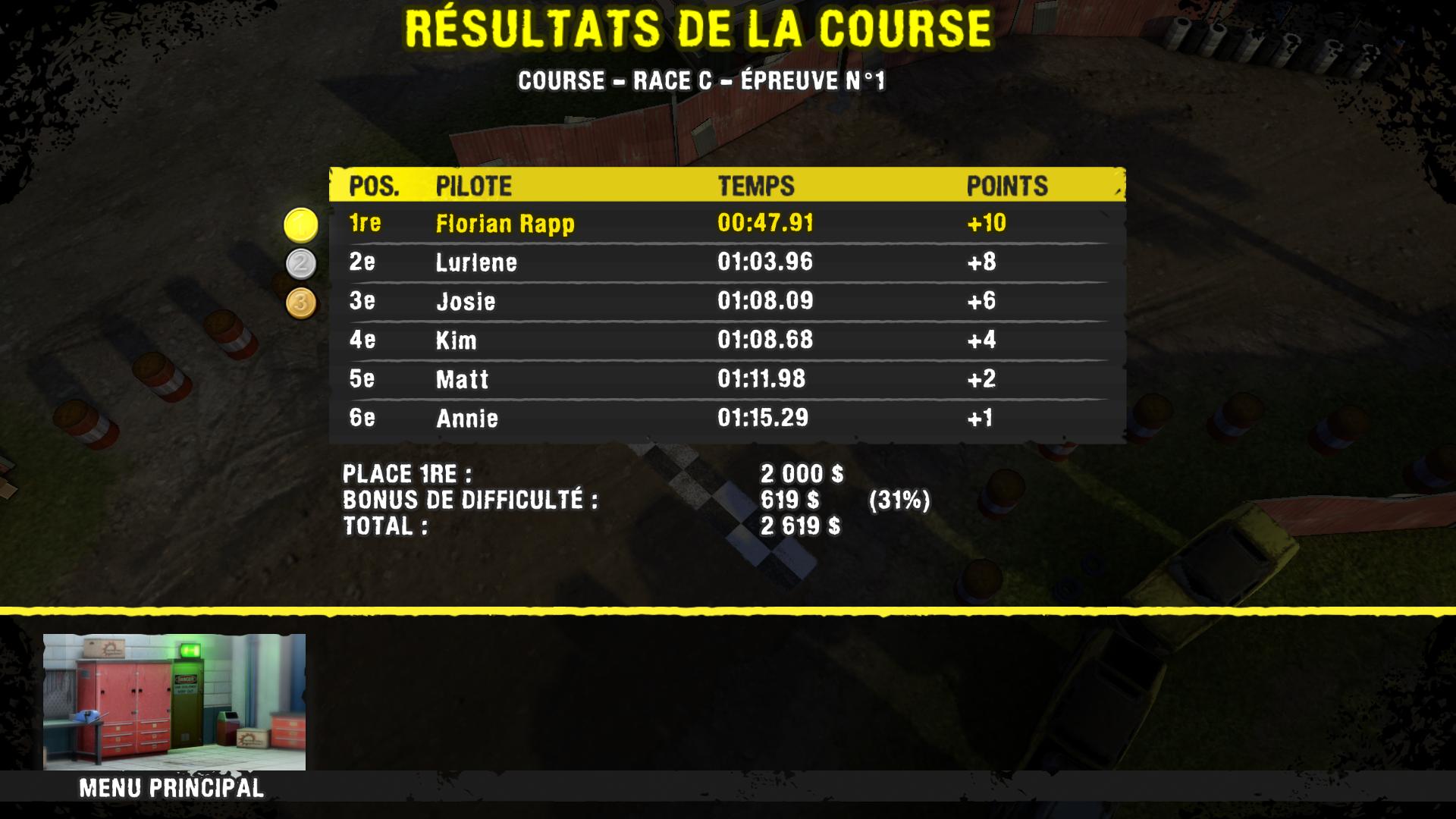 Reckless Racing 3-9