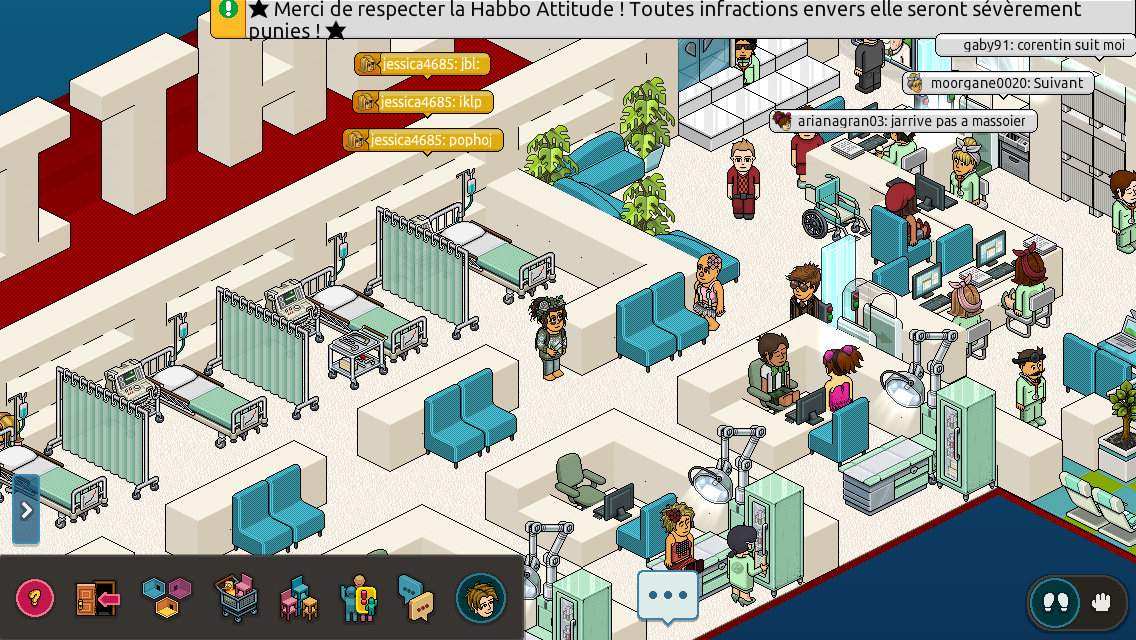 Habbo iPhone 16/20 (test, photos, vidéo)