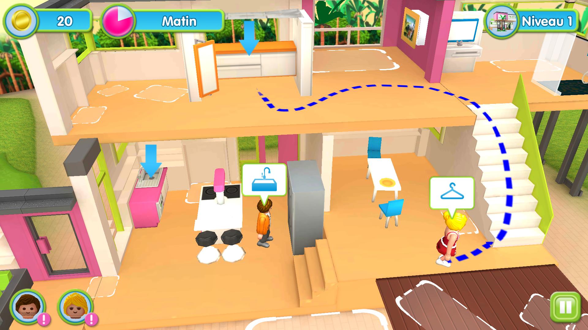 Playmobil Maison Moderne 2014 : La maison moderne playmobil android test photos
