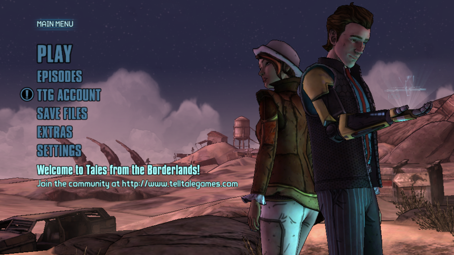 Tales from the Borderlands-2