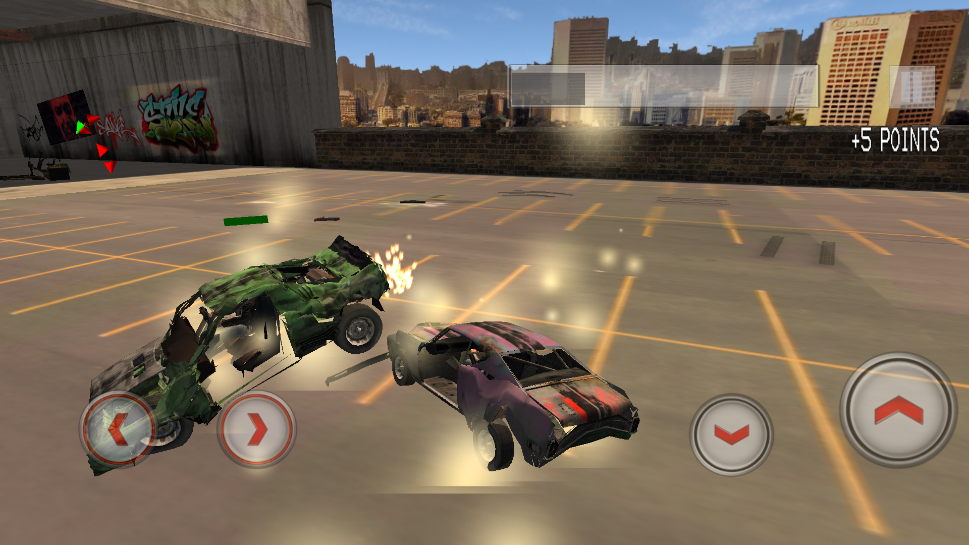 Total Destruction Derby-3