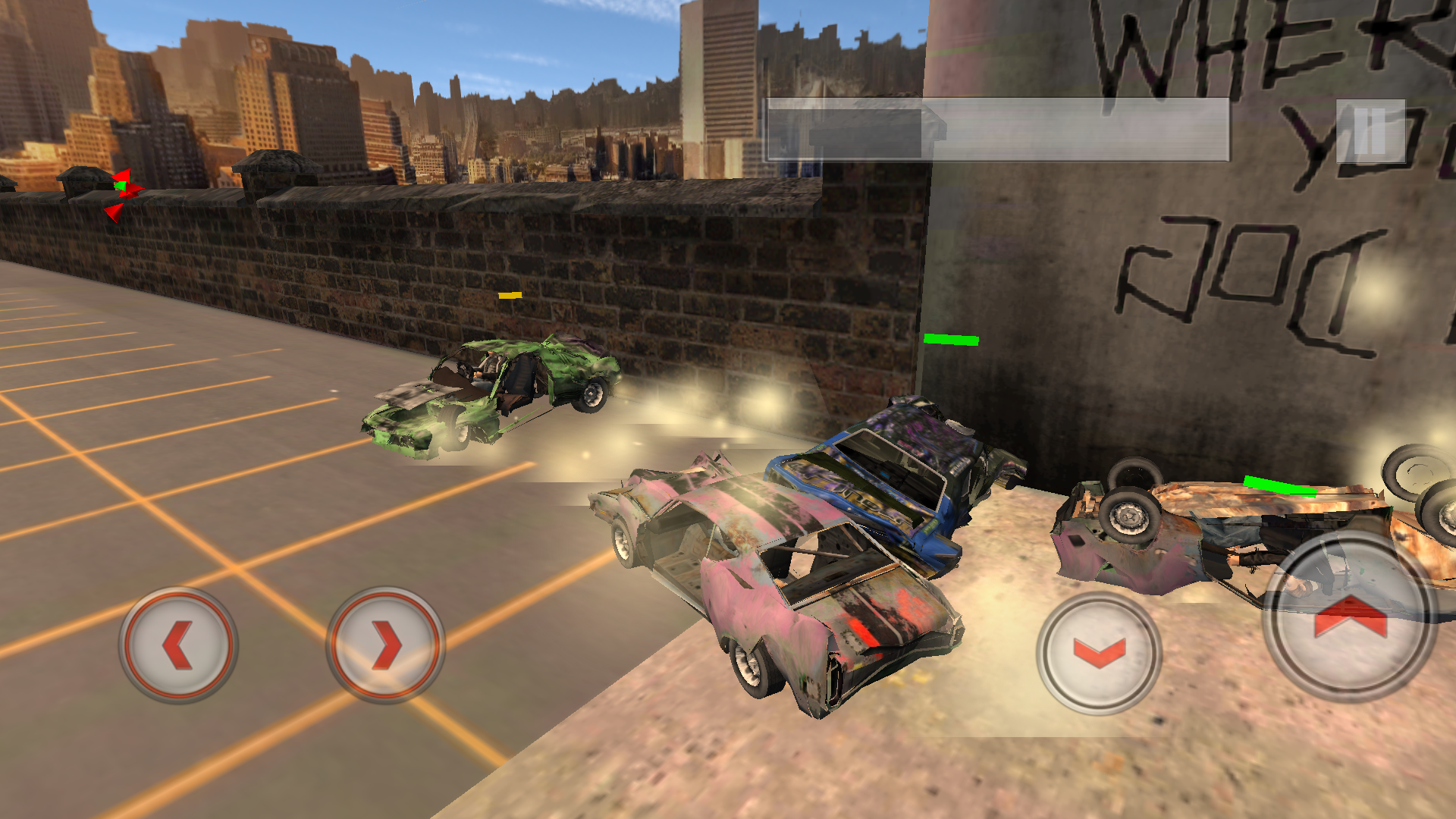 Total Destruction Derby-4