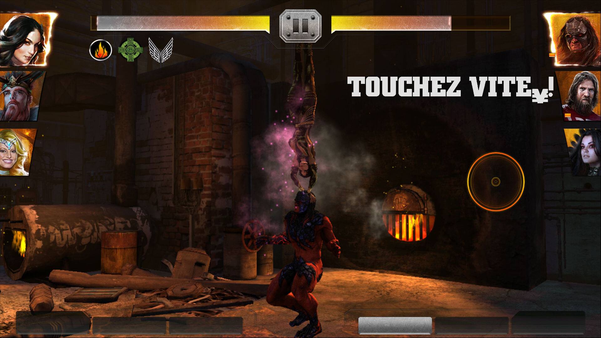 WWE Immortals Android-5
