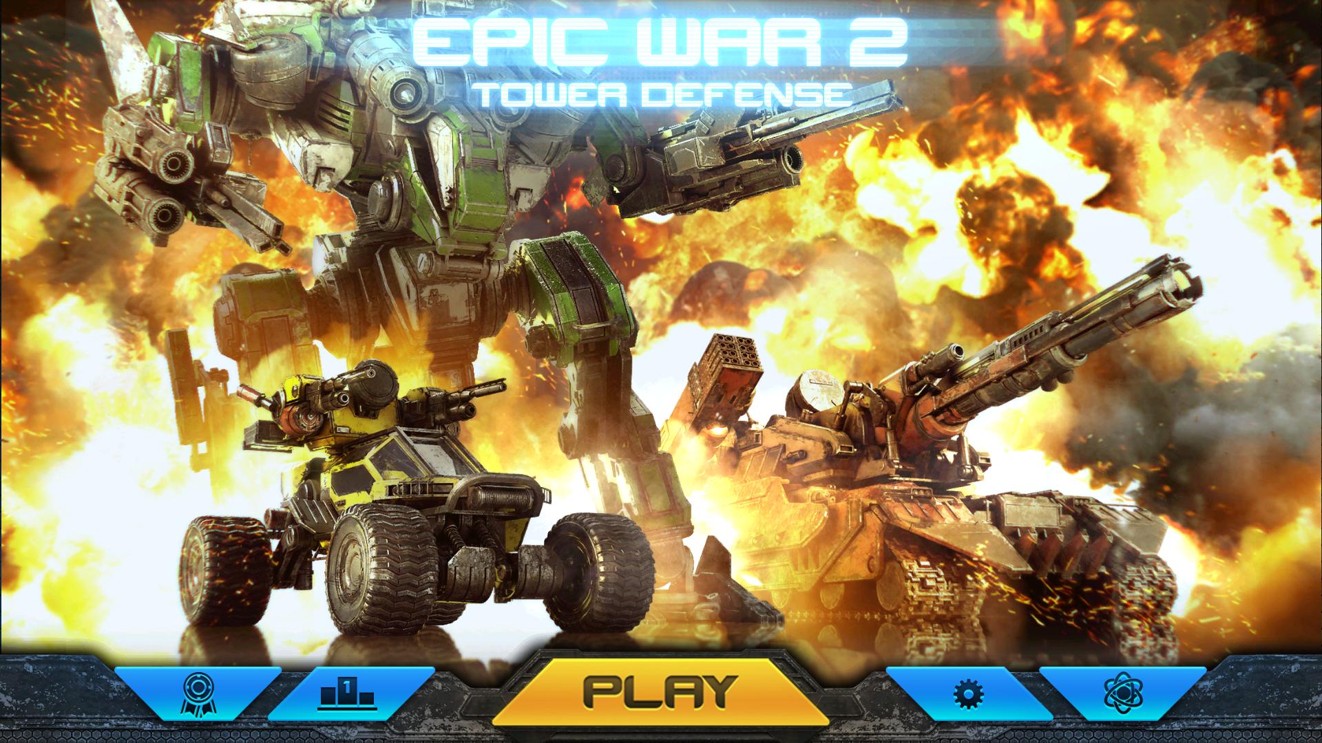 Epic War TD 2-1