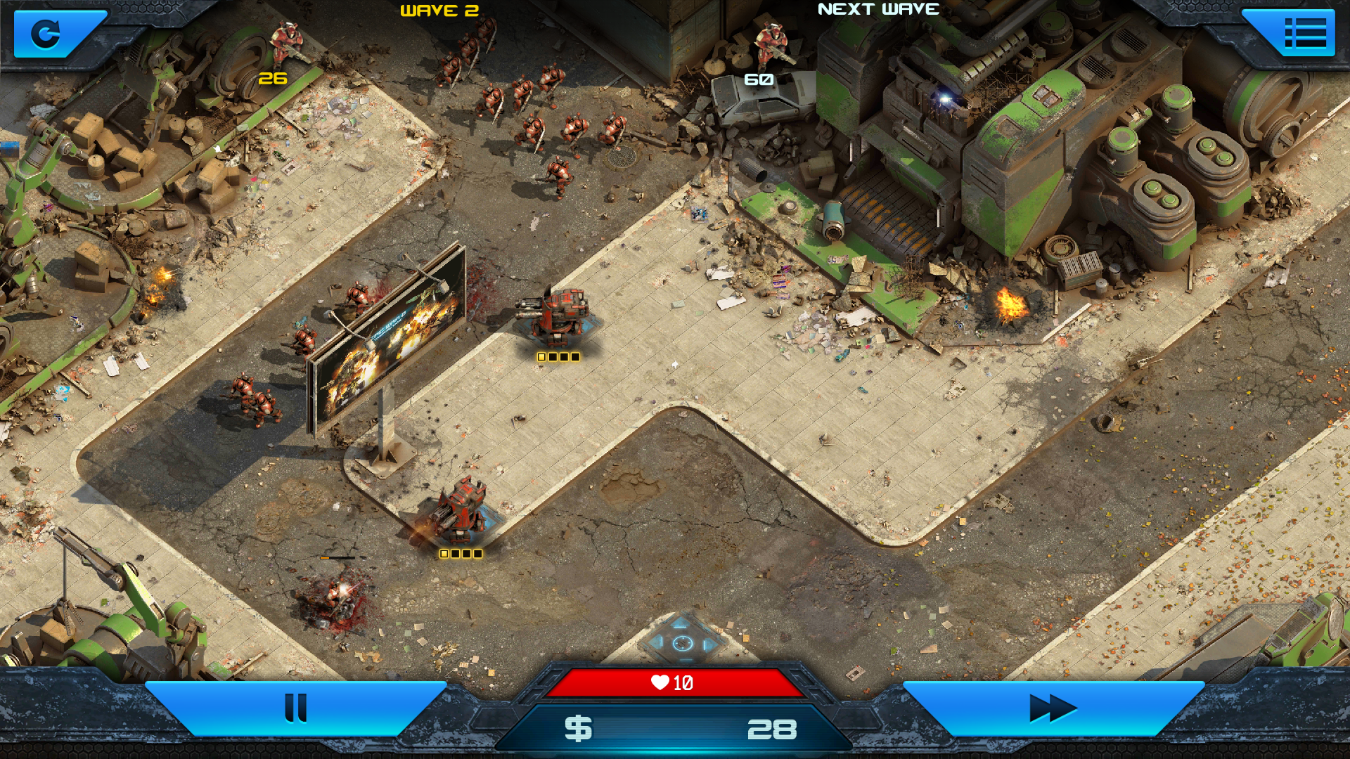 Epic War TD 2-3