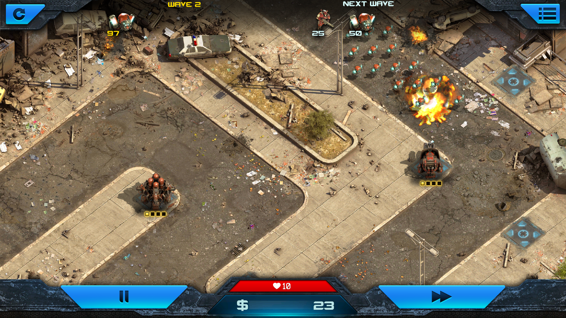 Epic War TD 2-5
