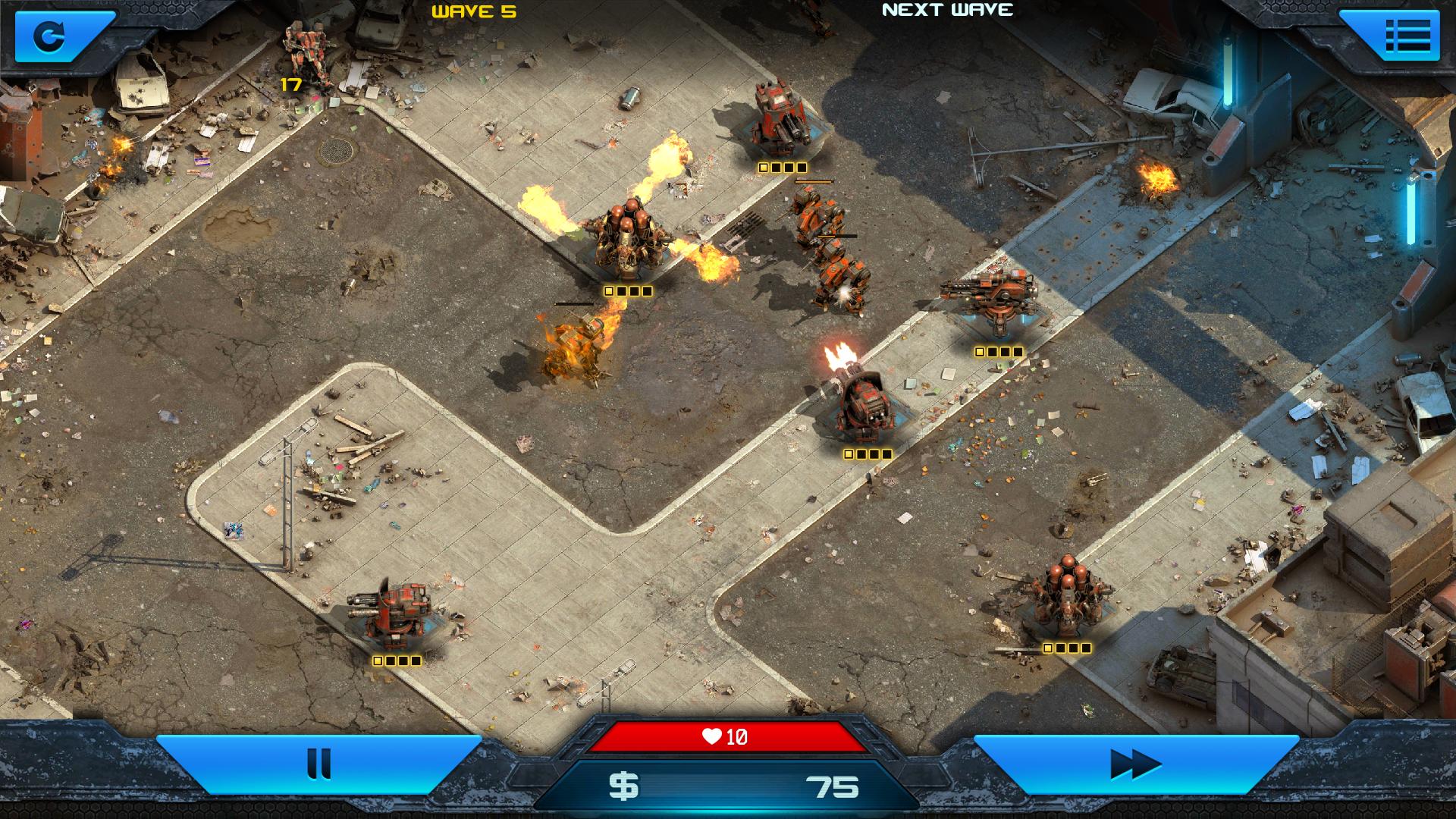 Epic War TD 2-6