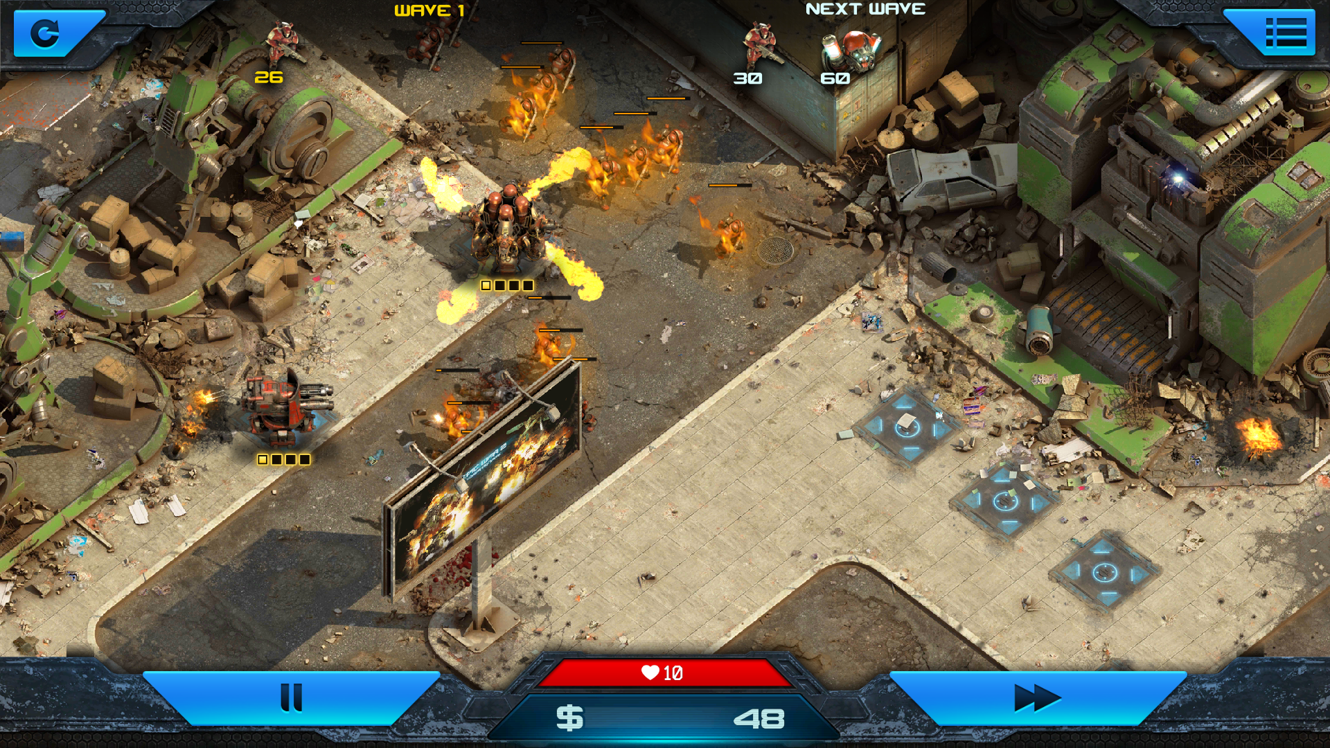Epic War TD 2-8
