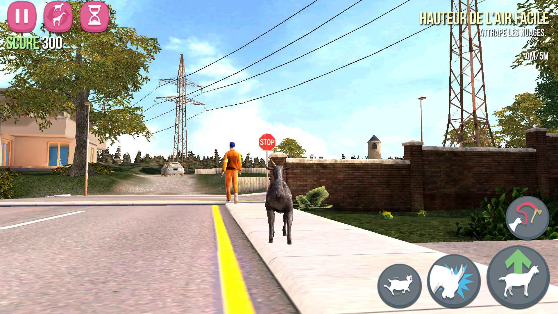 Goat Simulator iPhone-2