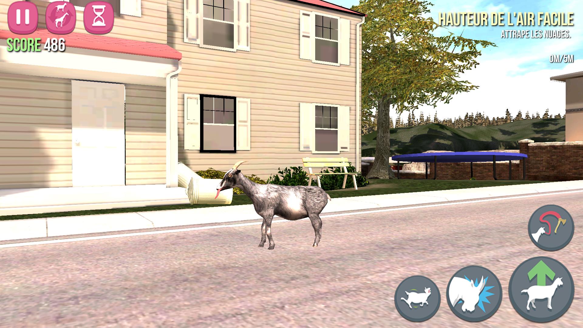 Goat Simulator iPhone-4