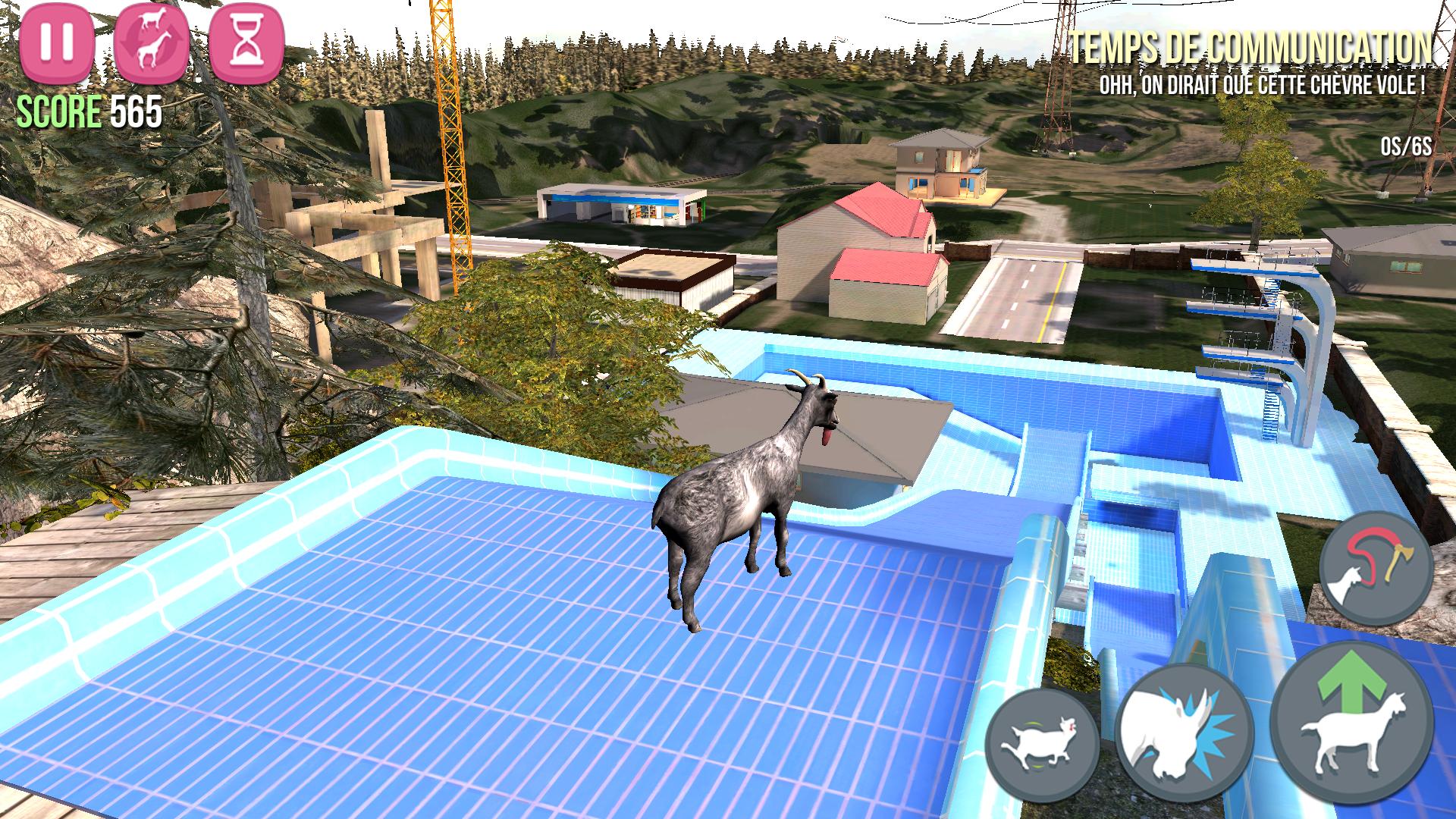 Goat Simulator iPhone-5
