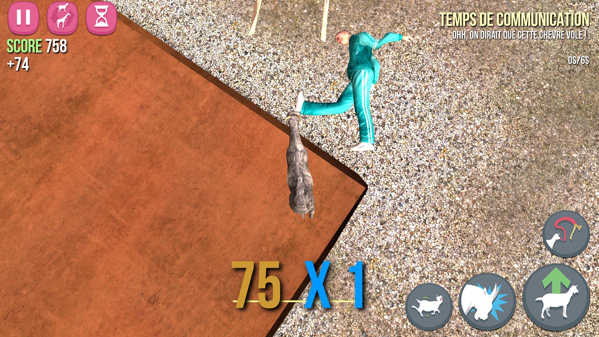 Goat Simulator iPhone-6