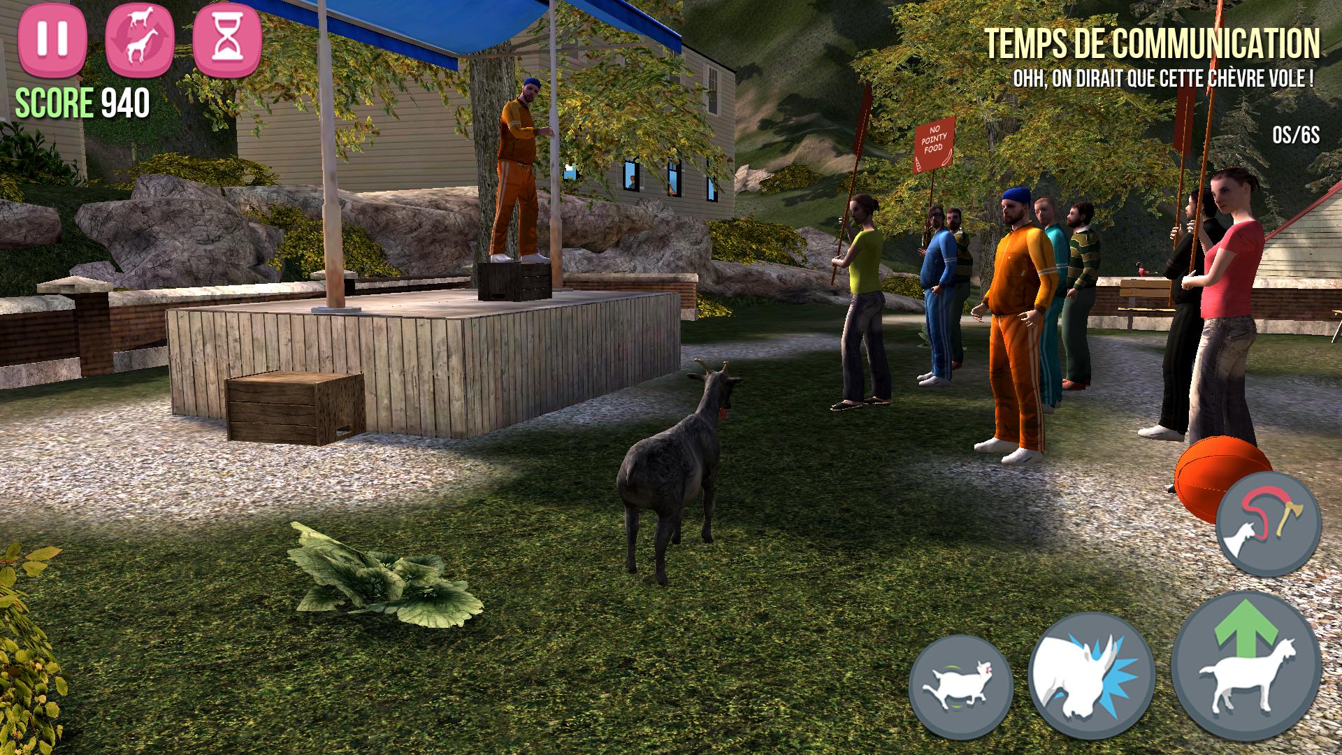 Goat Simulator iPhone-7